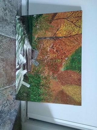 Pintura a Oleo en Lienzo