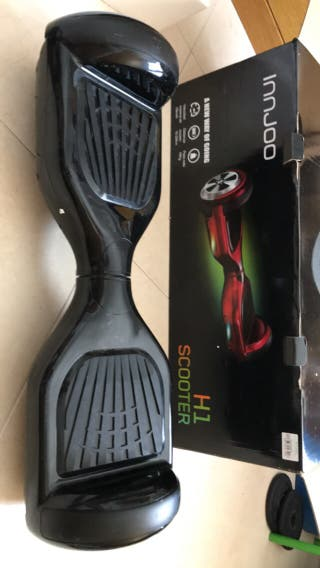 Hoverboard Innjoo H1 NEGRO