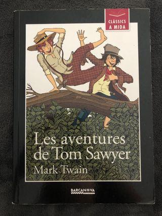 """Llibre """"Les Aventures de Tom Sawyer"""""""