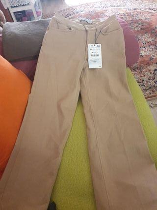 pantalones zara nuevos