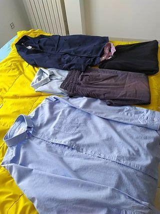 Lote ropa chico hombre talla L