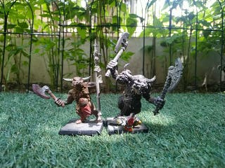 minotauro Warhammer