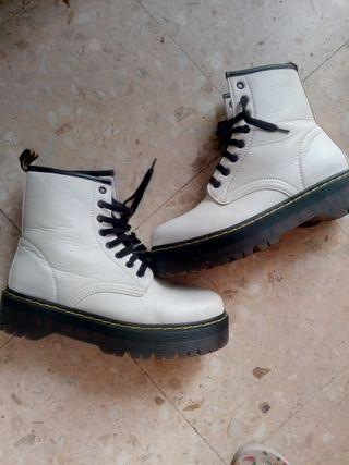 botas militares talla 41