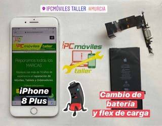Repara tu iPhone 8 Plus