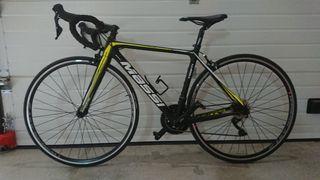 Bicicleta MASSI Team carretera mujer