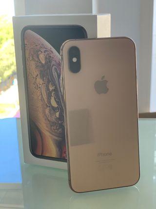 iphone XS 64gb oro