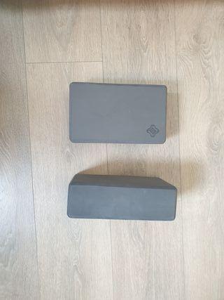 Bloques para yoga