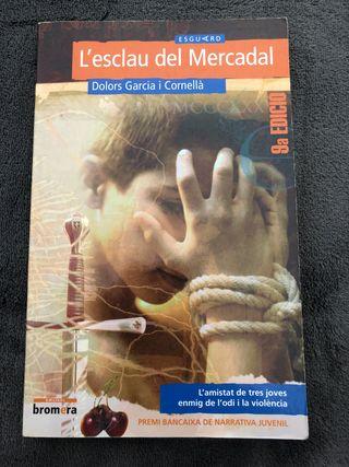 """Llibre """"L'esclau del Mercadal"""""""