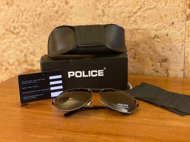 Gafas Police Offside