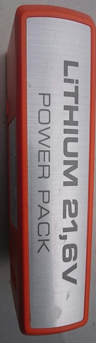bateria para aspirador sin cable