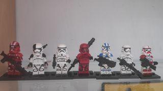 Lego Star Wars - Soldados imperiales
