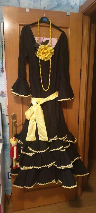 traje flamenca T-46