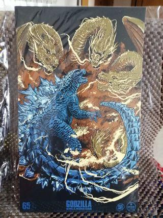 Lámina de Godzilla