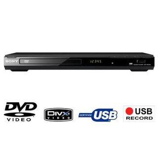 dvd sony dvp sr300 reproductor