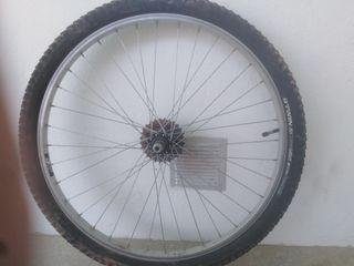 rueda de bicicleta
