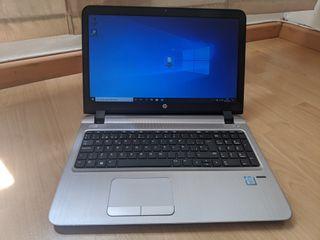 portátil HP i7 8gb ram y SSD