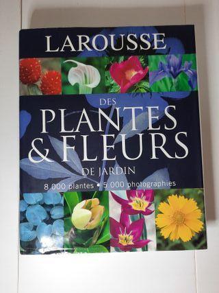 Larousse des plantes & fleurs de jardin