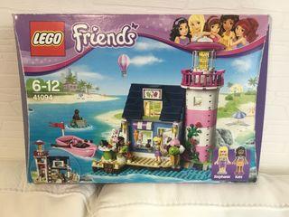 LEGO FRIENDS 41094 - EL FARO DE HEARTLAKE