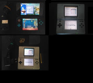 Consolas Nintendo 3DS y NDS