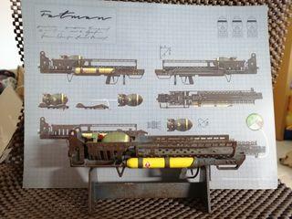 Replica figura Fallout.
