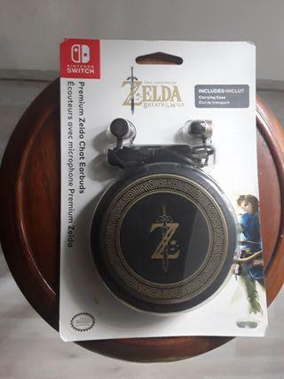 Auriculares Zelda