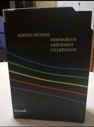 Colección de partituras