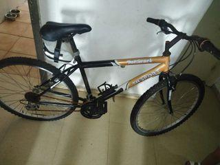 bicicleta de 26 pulgada abria que ponele camara