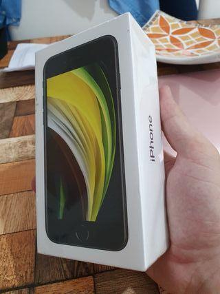IPHONE SE 256 GB PRECINTADO apple