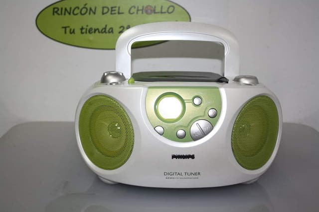 Radiocd Philips