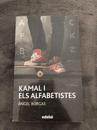 """Llibre """"Kamal i els alfabetistes"""""""