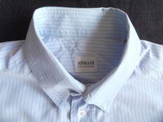 armani collezioni. camisa. talla 40