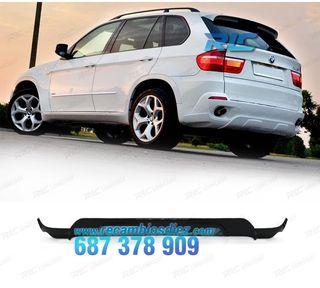 SPOILER TRASERO BMW X5 E70 07-10