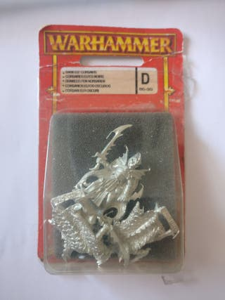Warhammer Dark elf Cosars corsarios elfos oscuros