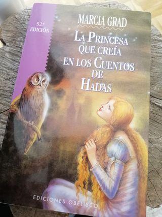 La princesa que creia de los cuentos de hadas