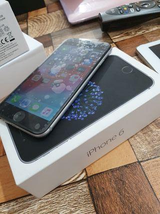 IPHONE 6 64gb space grey 100% de bateria