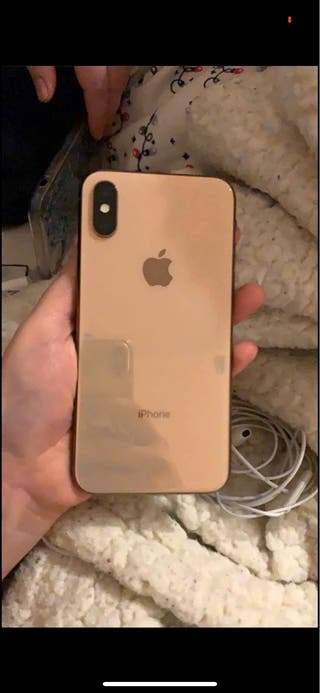 iPhone XS Dorado, 64gb