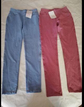 Pack de Pantalón mallas de niña.