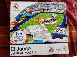 Juego de Mesa del Real Madrid
