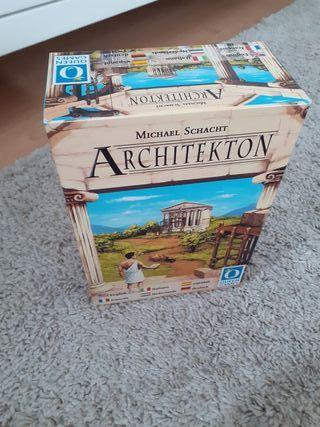 Architekton. juego de mesa