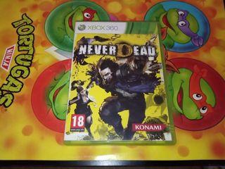 Never Dead para Xbox 360
