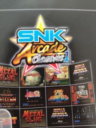 SNK Arcade vol1