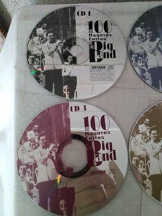 CD's variados Lote 7