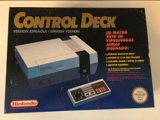 Consola Nintendo NES NUEVA a estrenar