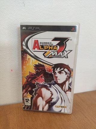 Street Fighter 3 PSP