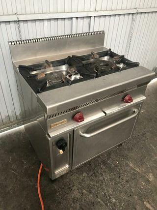 Cocina. industrial Bar
