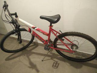 bicicleta j-bike 26 para chica