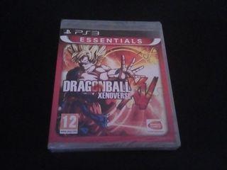 Dragon Ball Xenoverse precintado para PS3