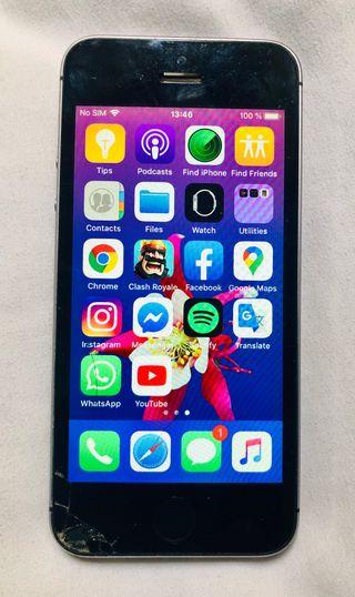 iPhone 5s Libre de 16GB
