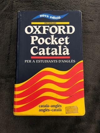 Diccionario Oxford Pocket Catalá