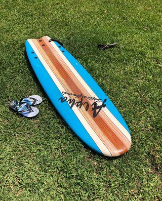 Tabla de Surf Alfha Softboard 6'2''